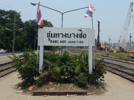Bang Sue Railway Station