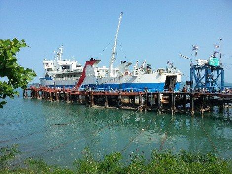 Raja Ferry to Koh Phangan
