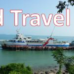 Thailand Travel Routes