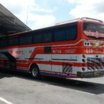 Hat Yai to Phuket Bus