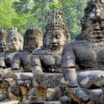 Angkor Wat is next to Siem Reap