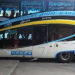 Bangkok to Lampang bus