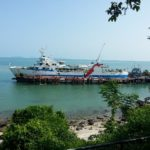 Ferry services to Koh Samui depart from Surat Thani