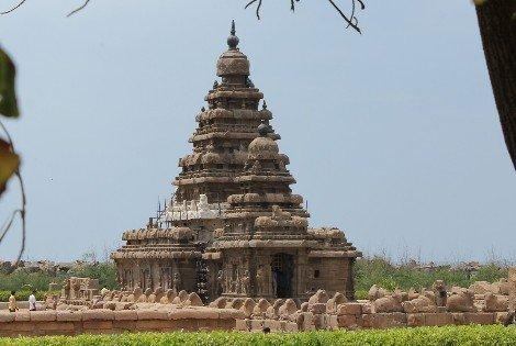 Mamallapuram near Chennai