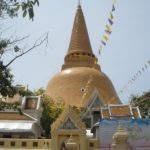 Wat Phrammani in Nakhon Nayok