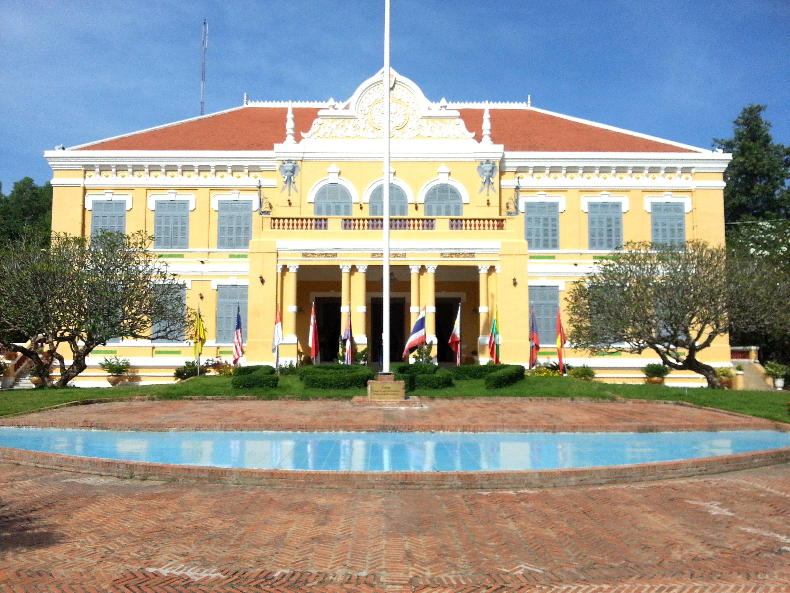 Governor's Residence in Battambang