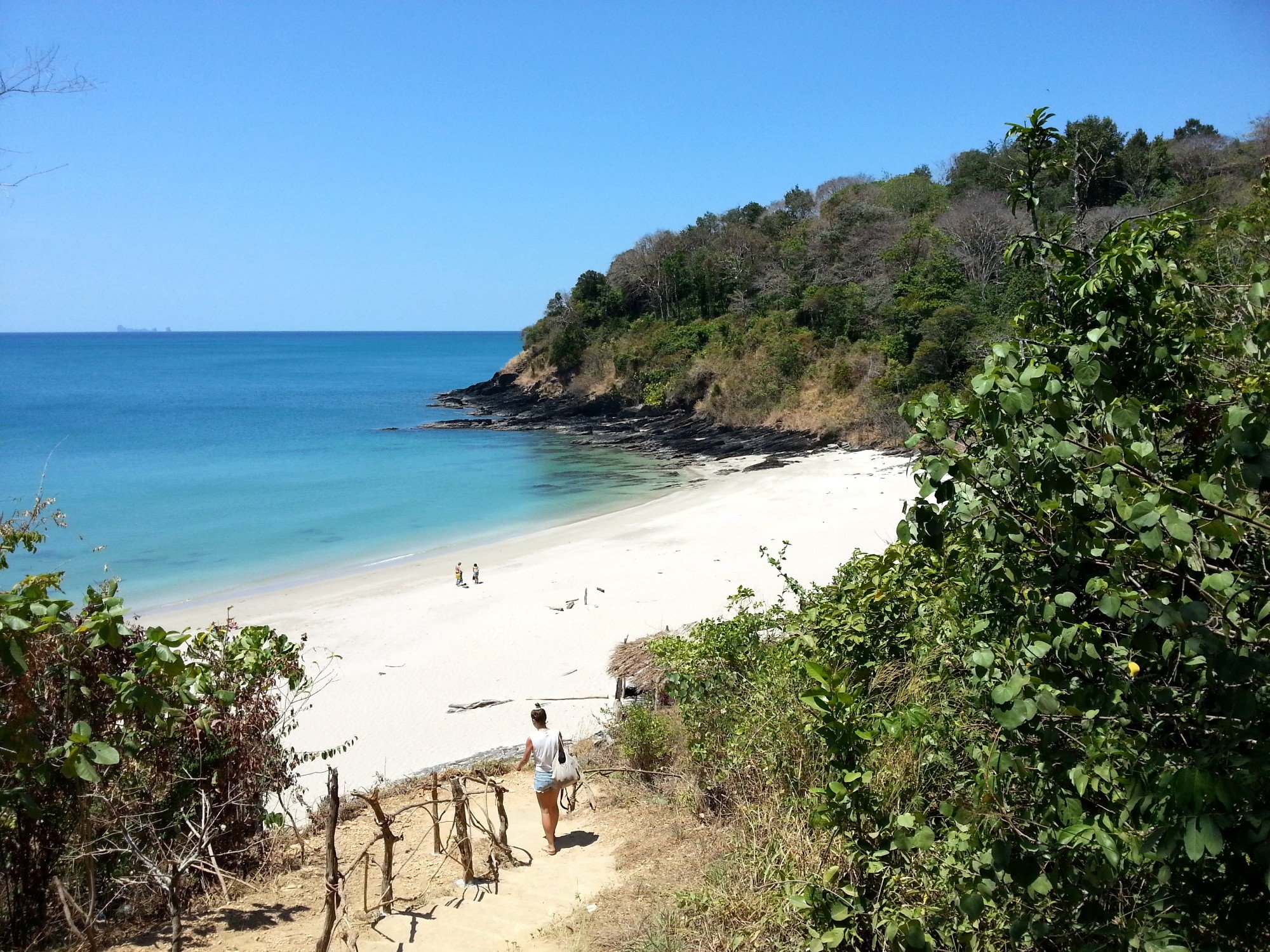 Ao Nui Beach in Koh Lanta