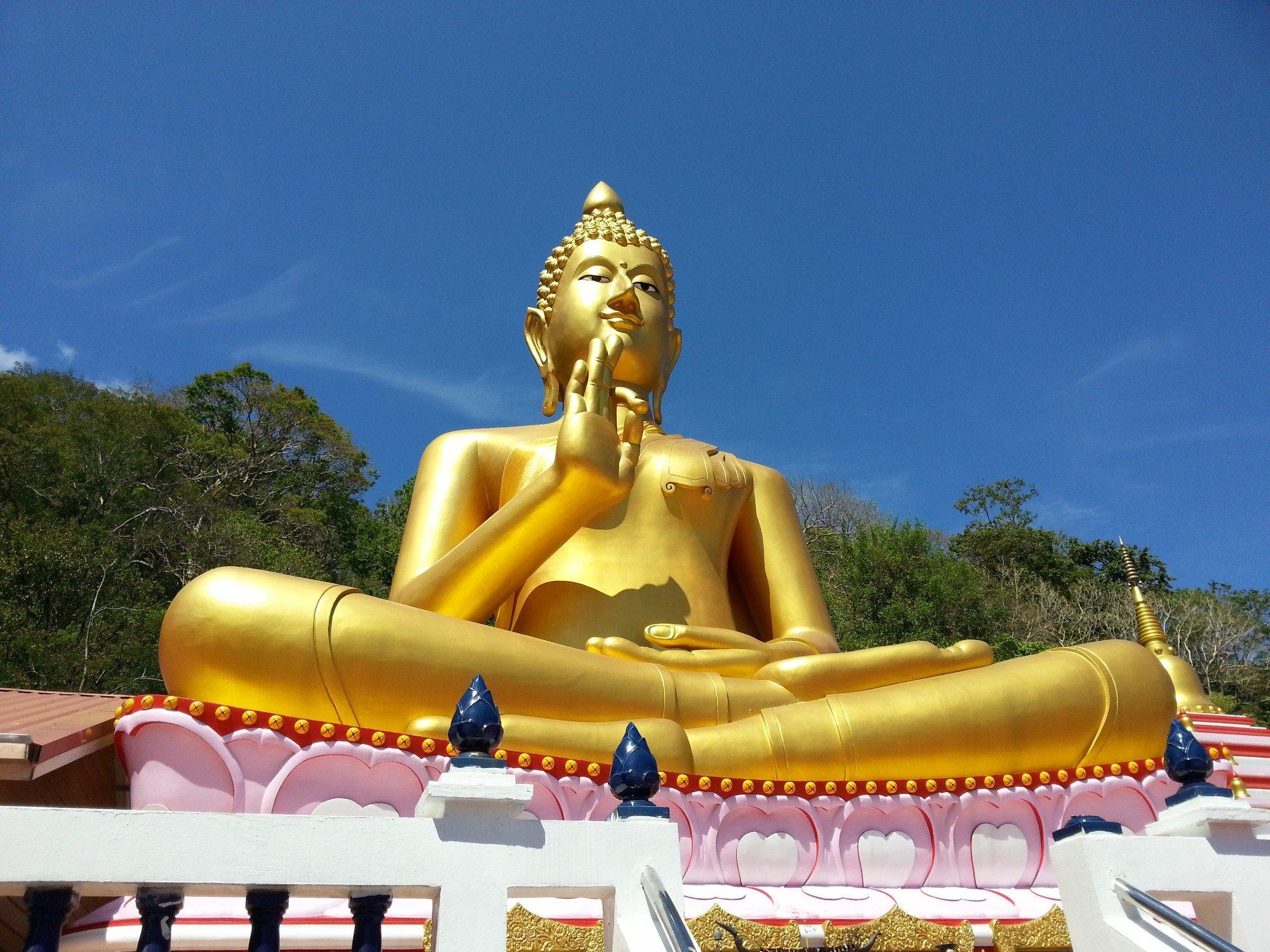 Rang Hill Temple in Phuket