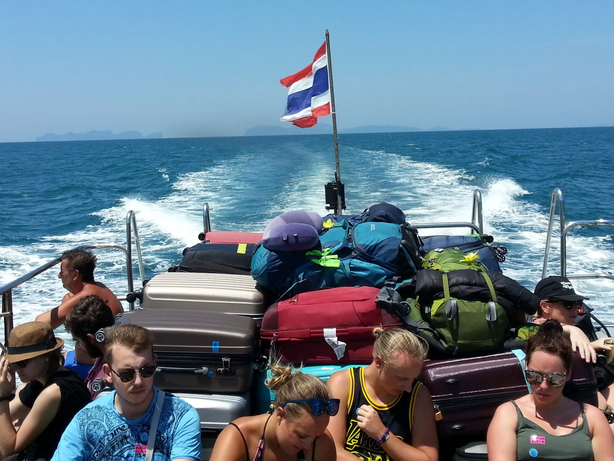 Thailand Ferry Times