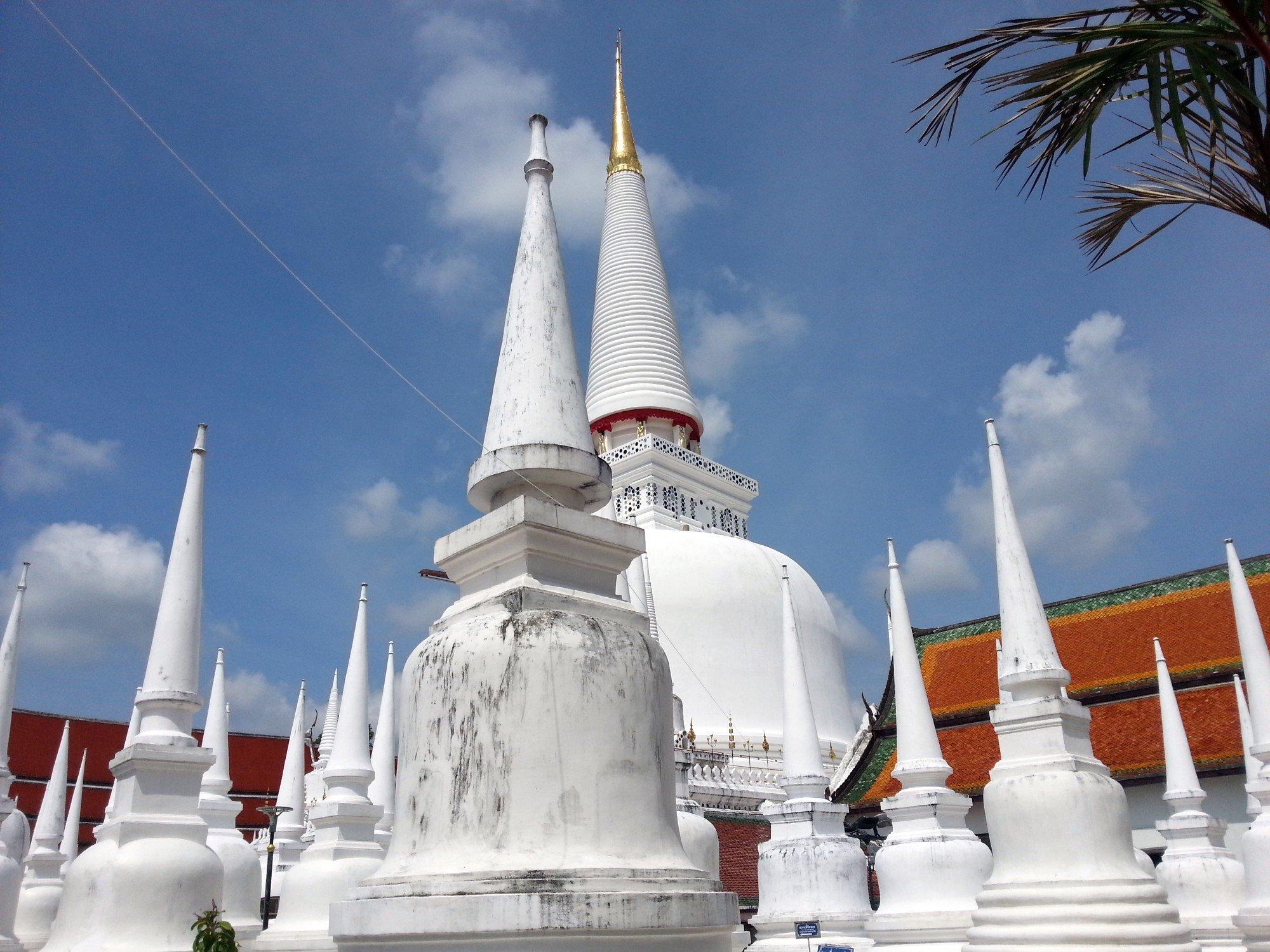 Wat Phra Mahathat in Nakhon Si Thammarat