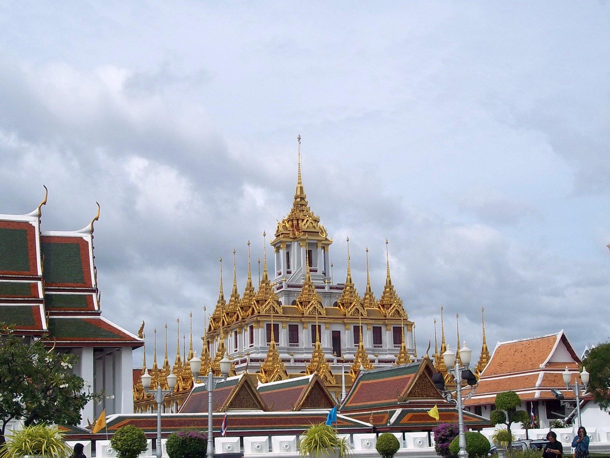 Wat Ratchanatdaram in Bangkok